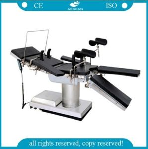 AG-Ot007b CE&ISO Approved Surgical Operating Table pictures & photos
