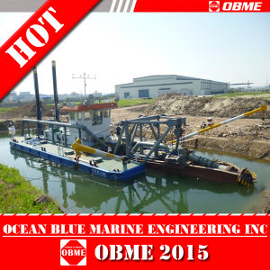 Best-Selling Hydraulic Dredger 1000cbm/H