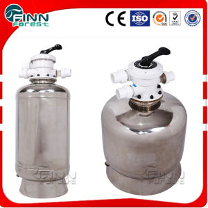 FL Factory Produce Swimming Pool Top Mount Stainless Steel Sand Filter pictures & photos