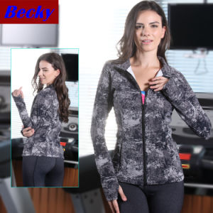 High Quality Fashion Yoga Jacket Yoga Clothing for Grils