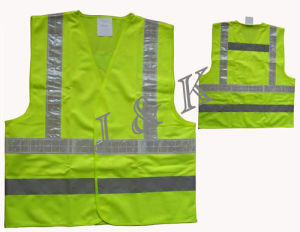 Safety Vest (JK36012) pictures & photos