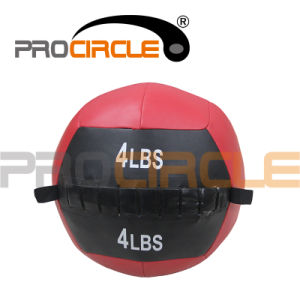 Crossfit Top Grand PU Leather Wall Ball (PC-MB1054-1061) pictures & photos