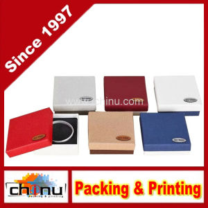 Paper Gift Box with OEM Custom and in Stock (110388) pictures & photos