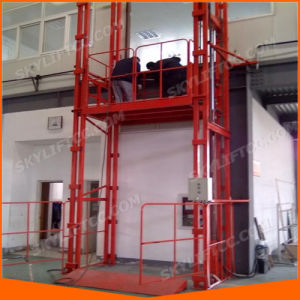 Electric Small Freight Elevator for Goods and Material pictures & photos