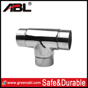 Stainless Steel Handrail Fitting Pipe Elbow (CC66) pictures & photos