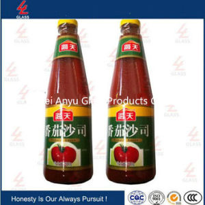 Leakproof Cooking Soy Sauce Dispenser Toughened Glass Vinegar Cruet Bottle Glass Bottle for Sauce pictures & photos
