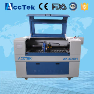 Factory Price Double Heads Mini Laser Engravign Cutting Machine