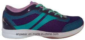 Ladies Women Gym Sports Walking Footwear Running Shoes (515-3788) pictures & photos