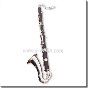 Bb Key 18 Keys Hard Rubber Bass Clarinet (BCL3000) pictures & photos