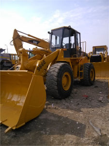 Used Caterpillar 966e Wheel Loader on Hot Sale pictures & photos