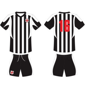 Custom Design Dye Sublimation Soccer Wear for Team pictures & photos