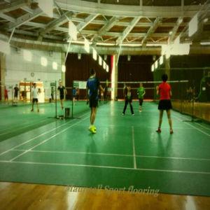 PVC Badminton Sport Surface Flooring pictures & photos