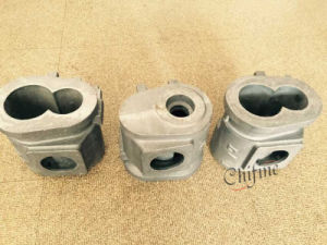 Ductile Iron Shell Mold Casting for Compressor Part pictures & photos