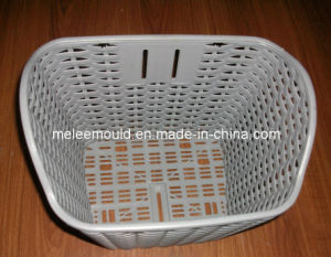 Plastic Basket Mould, Plastic Inejction Basket Mold (MELEE MOULD -254) pictures & photos
