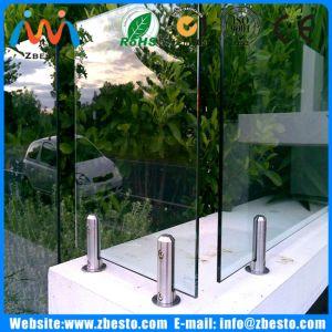 Best Cheap 12mm Frameless Building Toughened Pool Glass Lifesaver Fence