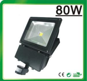 (80W) LED PIR LED Floodlight LED Flood Light pictures & photos