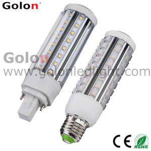 LED Corn Light 5W-30W E27 E26 G24D G24q B22 G23 100-277VAC G24 LED Corn Light pictures & photos