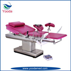Hand Control Economic Delivery Table pictures & photos