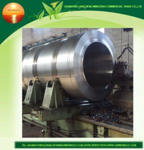 Big Diameter Forged Stainless Steel Pipe