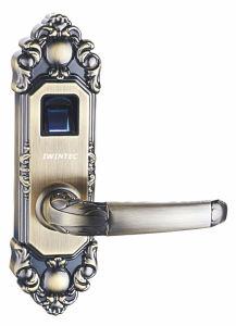 Tubular Latch Fingerprint Lock (V6820FP-AB) pictures & photos