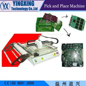 Hot Sale LED Pick and Place Machine with The Camera