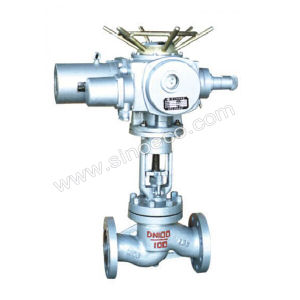 Electric Temperature Globe Control Valve pictures & photos