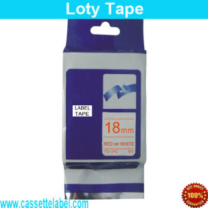 Compatible for Tze-242 Label Tape/Tz-242/Tze-242
