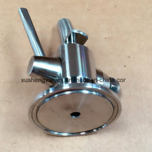 Stainless Steel AISI304 AISI316L Fermentation Tank Tri Clamp Sample Valve pictures & photos
