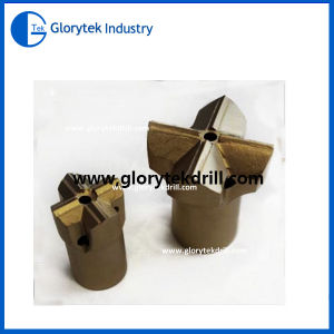 Different Type and Size of Tapered Cross Drill Bit pictures & photos