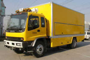 FRP Get Coated Truck Van Panels pictures & photos