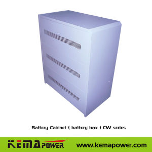 C-W Series Battery Box with Wheel pictures & photos