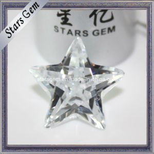 Star Shape CZ Gemstone Beads (STG-93) pictures & photos