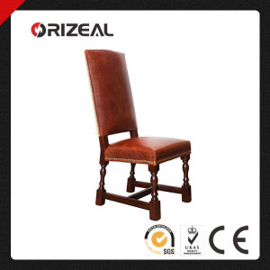 High Quality Top Leather Dining Chair (OZ-SW-280) pictures & photos