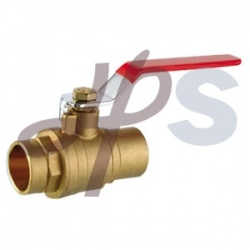 Full Port Brass Weld Ball Valve (HB34) pictures & photos