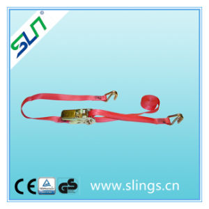 Sln RS16 Ratchet Strap with Hooks Ce GS pictures & photos