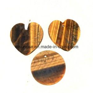 Semi Precious Stone Tiger Eye Gemstone Pendant pictures & photos