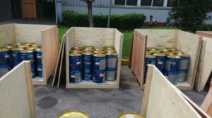 Two Components Polyurethane Waterproof Coating (SPU-311) pictures & photos