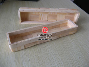 Unfinished Poplar Wood Packaging Boxes pictures & photos