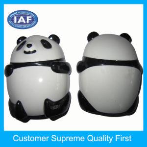 Custom Panda Shape Plastic Manual Pencil Sharpeners Plastic Parts pictures & photos