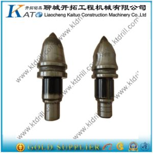 30mm/38mm Round Shank Cutting Bit Conical Mining Drill Tools pictures & photos