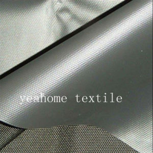SGS Testing 600d Polyester PVC Coated Oxford Fabric