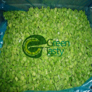 New Crop of IQF Frozen Green Pepper Dices Vegetables