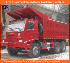 Sinotruk HOWO Heavy off-Road Mining Tipping Dump Truck pictures & photos