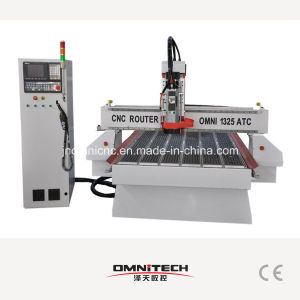 High Precision Linear Auto-Tool Change CNC Router 1325 pictures & photos