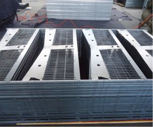 Chicken Poultry Cage Equipment Hot Dipped Galvanized Automatic (H type frame) for Pullet and Small Chicken pictures & photos