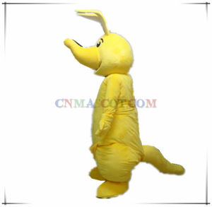 Really Funny Yellow Kangaroo Animal Mascot for Sale pictures & photos