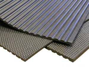 Hot Sale Anti-Slip Rubber Flooring/Rubber Matting pictures & photos