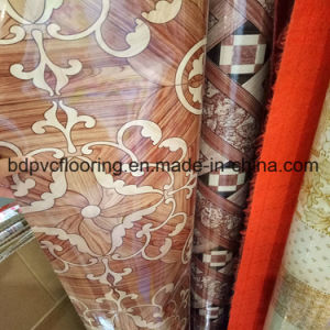 Hot Sell PVC Linoleum Flooring pictures & photos