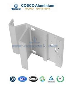 Aluminium Profile for Building Material with ISO9001, Ts16949 Certificated pictures & photos