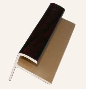 High Glossy Solid Color Wood Grain Color PVC Edge Banding (E0102) pictures & photos